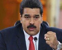 Maduro açıkladı: ABD ile gizlice görüştük!