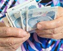 Yaşlıya engelliye her ay maaş