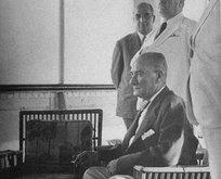Atatürk'ün daha önce hiç yayınlanmayan fotoğrafları!