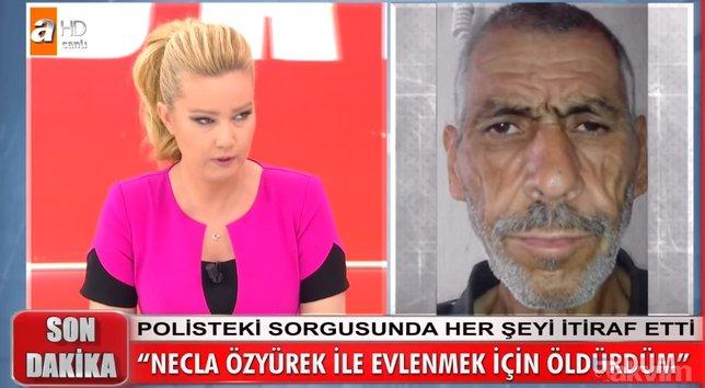 Müge Anlı'daki Turgut Özyürek'in katili her şeyi itiraf etti! 9 kez evlenen eşi Necla meğer...