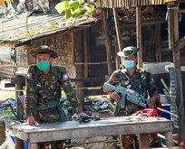 Myanmar'da darbeciler, çanak anten kullanımını yasakladı