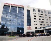 Ataşehir Belediyesi'ne operasyon!