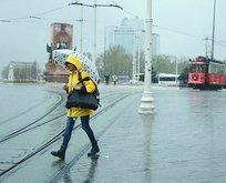 Meteoroloji'den İstanbul ve 9 ile son dakika uyarısı