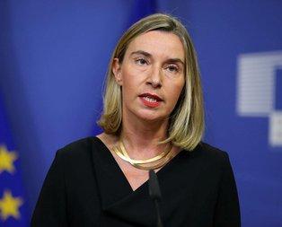 Mogherini: Türkiye ile iş birliğini güçlü tutmalıyız