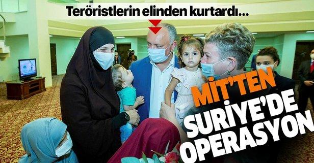 MİT'ten nefes kesen operasyon!