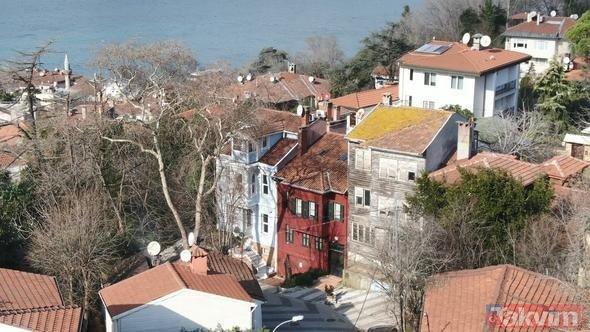 Fiyatları dudak uçuklatıyor! İşte İstanbul'un satılık köşkleri
