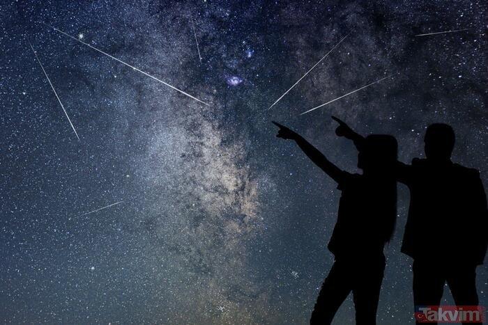 Göktaşı yağmuru ne zaman? 2019 Perseid meteor yağmuru Türkiye'den görülecek mi?