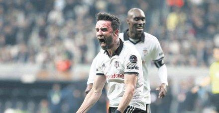 Beşiktaş defansta kötü hücumda iyi