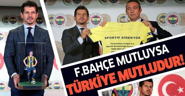 Fenerbahçe mutluysa Türkiye mutludur
