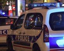 Fransa'da Türklerin evini uzun uzun namlulu silahlarla bastılar