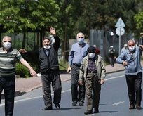 Ankara'da 65 yaş üstüne kısıtlama!