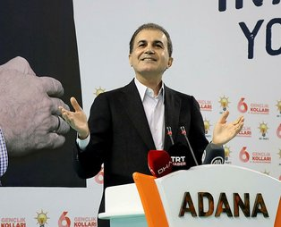 AK Parti Sözcüsü Ömer Çelik: Cumhurbaşkanı'mızın gençlere en büyük hediyesi, yeni bir anayasanın yapılmasıdır