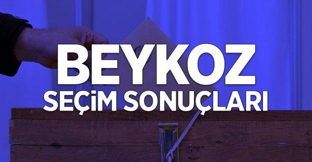 İstanbul Beykoz 2019 yerel seçim sonuçları