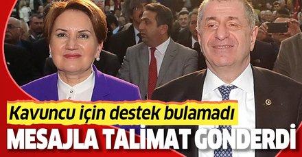 Ümit Özdağ'ın FETÖ'cülükle suçladığı İYİ Parti İstanbul İl Başkanı Buğra Kavuncu için İstanbul'daki meclis üyelerine övün talimatı gitti