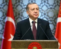 Başkan Erdoğan'dan 'Çanakkale Kara Savaşları' mesajı