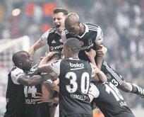 Beşiktaş açık ara