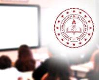 MEB özel okullara telafi eğitimi için tarih verdi