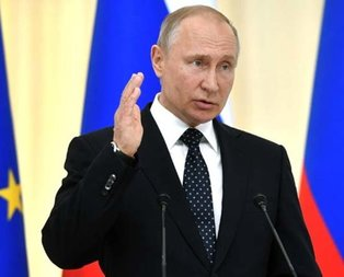 Dünyayı sarsacak iddia! Putin 'baba' oldu