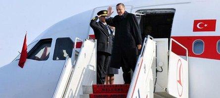 Yunanistan'a Cumhuriyet tarihinde ikinci en üst düzey ziyaret