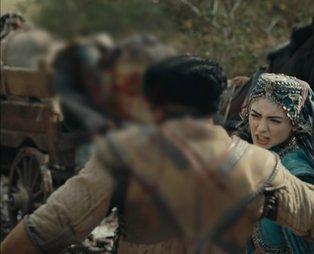 Kuruluş Osman'da nefes kesen sahne! Targun Hatun, Bala Hatun'u tuzağa düşürdü