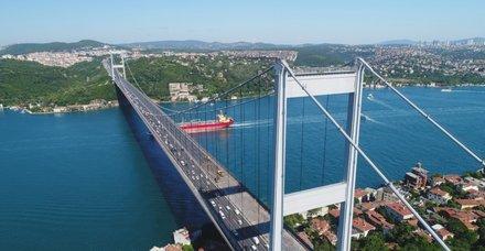Karayolları'ndan Fatih Sultan Mehmet Köprüsü'ndeki çalışmalara ilişkin açıklama