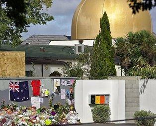 Terör saldırısına uğrayan camiler ziyarete açıldı