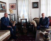 Başkan Erdoğan'dan Bahçeli'ye ziyaret