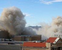 Trump Plaza Otel ve Casino yıkıldı