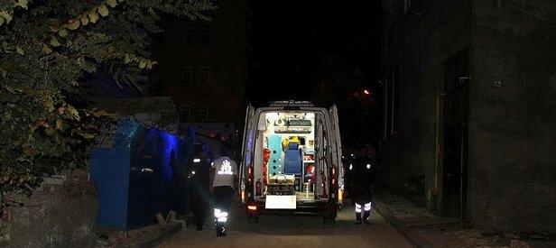 Erzurum'da husumetli iki grup arasında silahlı kavga: 1 ölü, 4 yaralı