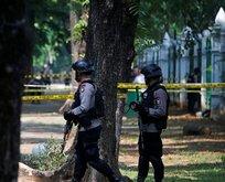 Endonezya'da patlama: 2 asker yaralandı