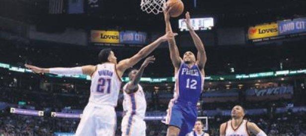 Westbrook'tan tarihe geçen triple double