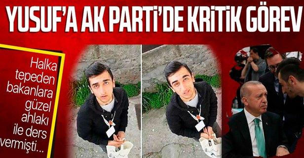 Yusuf Özoğul, AK Parti'de görevlendirildi