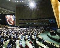 BM'den ABD'nin karar tasarısına ret
