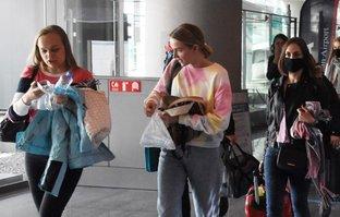 Rus turistlerin tercihi yine Türkiye! İlk adımlarını attılar