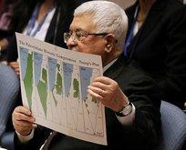 Mahmud Abbas'tan kaos planı açıklaması