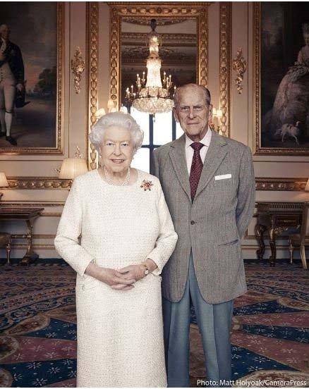 Kraliçe 2. Elizabethten olay hareket