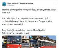 HDP'li belediyelere ise bol keseden araç dağıttı