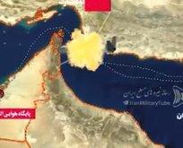 İran ABD İHA'sının vurulma anının görüntülerini yayınladı