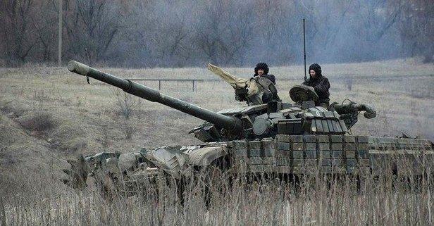 Donbass'ta 1 Ukrayna askeri daha öldü