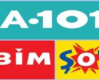 3.500 TL maaşla ŞOK, MİGROS, A101, BİM market personel alımı başvuru şartları...