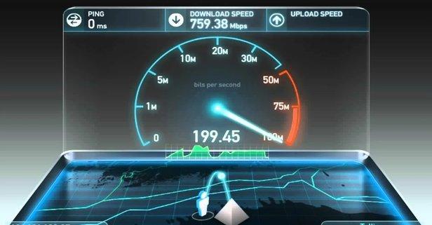 Hız testi nasıl yapılır? BTK Türk Telekom Kablonet TurkNet internet hız testi