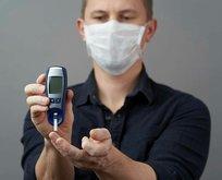 Pandemi sürecinde şeker hastaları çok dikkat etmeli!