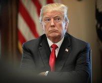Trump tavır