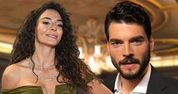 Hercai'nin hem masum hem de çekici güzeli Ebru Şahin ile Akın Akınözü arasında... Şok gerçek!
