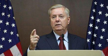 ABD'li senatör Graham itiraf etti: YPG = PKK