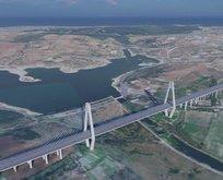 Asrın projesi Kanal İstanbul'da gurur günü