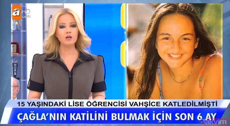 Son dakika haberi: Müge Anlı Çağla Tuğaltay cinayetinde TBMM'de yasa teklifi hazırlığı! Şüpheli ismin DNA'sı...