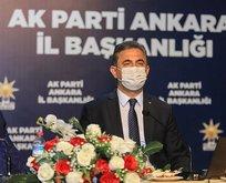 AK Parti, Mansur Yavaş'ın 1 yılını değerlendirdi!