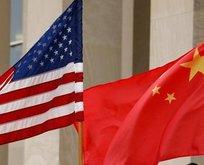 Çin`den ABD`ye suçlama