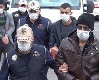 Şanlıurfa'da 3 DEAŞ'lı terörist tutuklandı